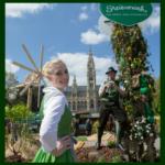 Steiermark - Frühling am Wiener Rathausplatz