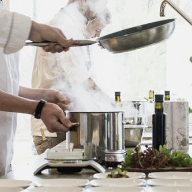 Kochkurse - Besuchen sie uns