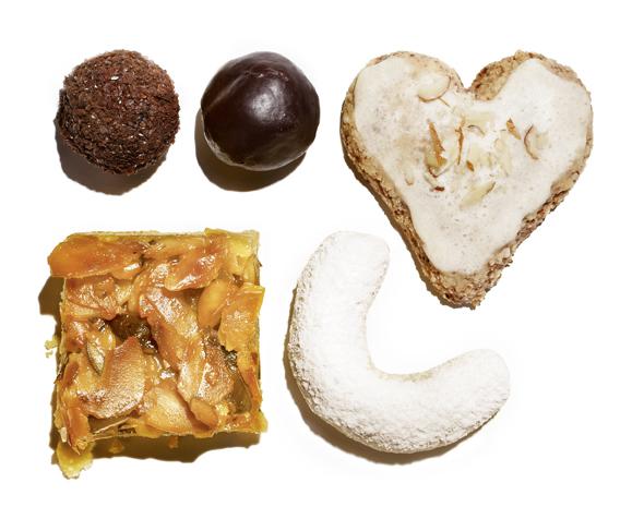 Nachspeisen mit glutenfreiem und veganem Fandler Bio Mehl