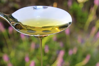 Ölziehen traditionelles Entgiften