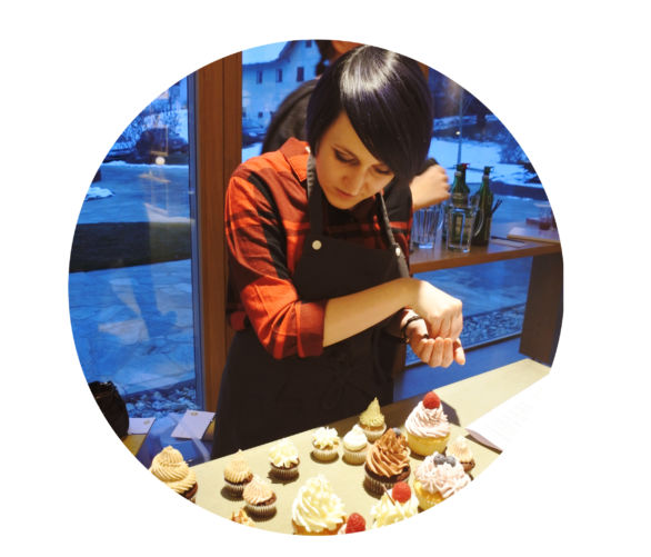 Cupcakes backen mit den Mehl[-]speisen[-]fräulein