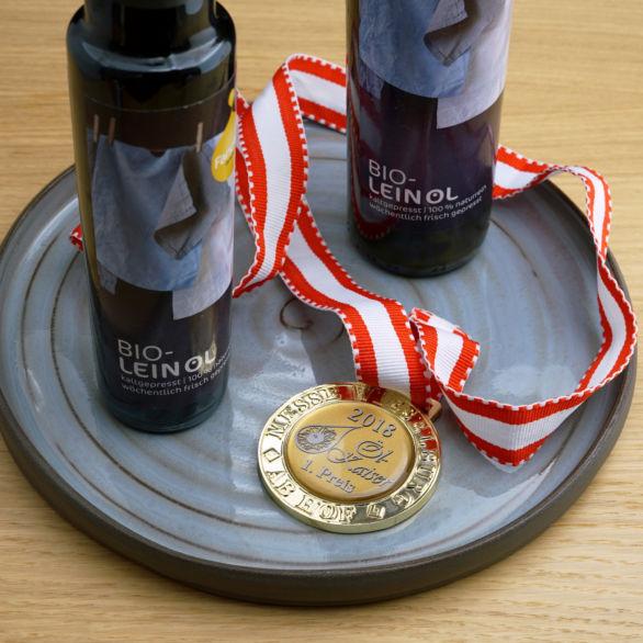Drei Goldmedaillen für Fandler