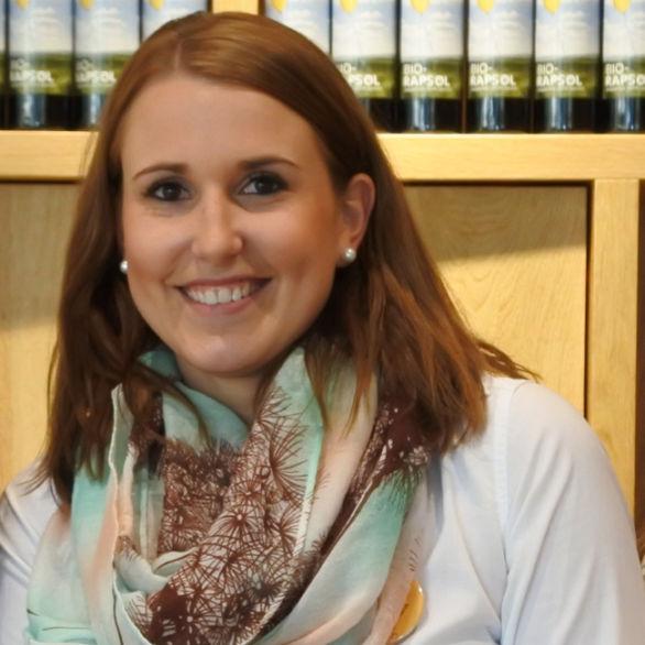 Mitarbeiter Portrait: Petra Almer