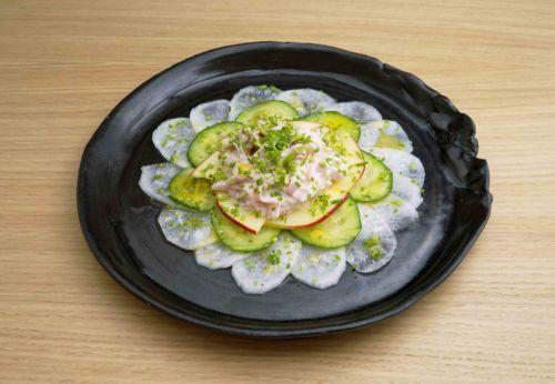 Bayrischer Rettich[-]salat