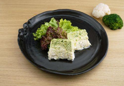 Brokkoli-Karfiol-Terrine