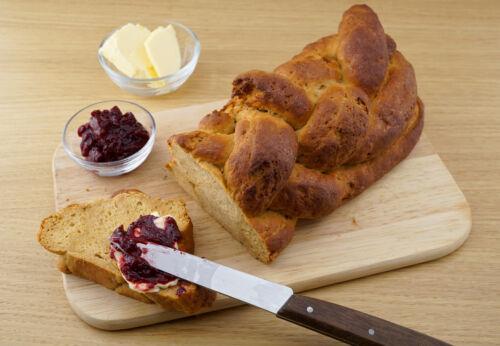 Gluten[-]freie Brioche mit Mandel[-]mehl
