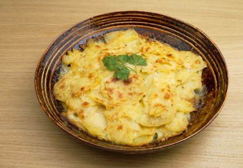 Kartoffel[-]gratin