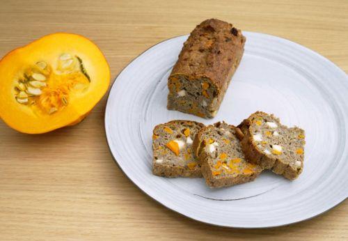Kürbis-Feta-Brot