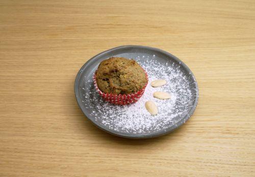 Kürbis-Mandel-Muffins