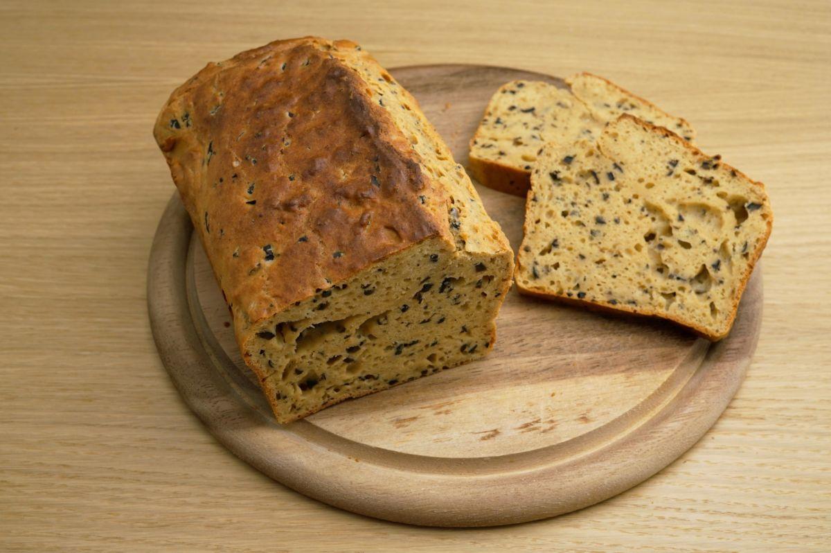 Mandel-Oliven-Brot