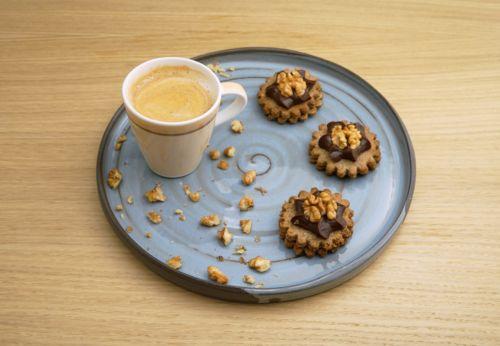 Mokka-Walnuss-Kekse