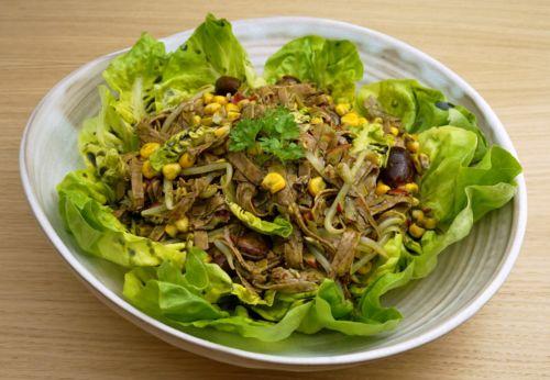 Ost[-]steirischer Bauern[-]salat