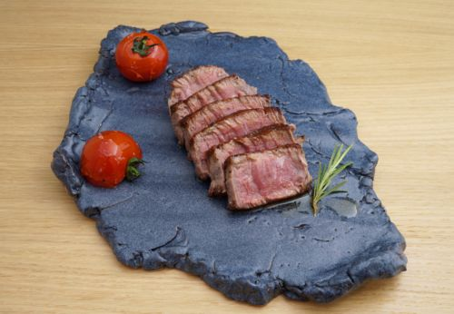 Rinder[-]filet[-]steak mit Cuvée NEUN