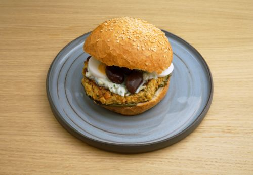 Fandler Veggie Burger